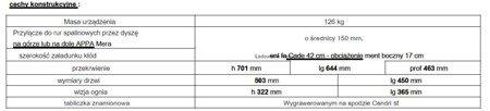 BINIKTA Piec wolnostojący Invicta 10kW Sedan M (kolor: emalia czerwona) - spełnia anty-smogowy EkoProjekt 86829182