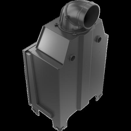 KONS Wkład kominkowy 10kW MBM (szyba prosta) - spełnia anty-smogowy EkoProjekt 30046770