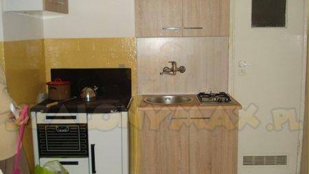 Kuchnia, angielka 9,2kW KATARZYNA, Jawor z wężownicą + druga wężownica gratis + ruszt (kolor: brązowy) 25977373
