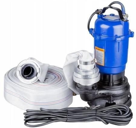 LETA Pompa do wody brudnej szamba rozdrabniacz (wydajność maksymalna: 15m3/h, moc: 750 W) 21777683