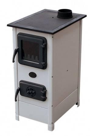 POMA Piec wolnostojący MBS 7kW Hera (kolor: biały) - spełnia anty-smogowy EkoProjekt 88876222