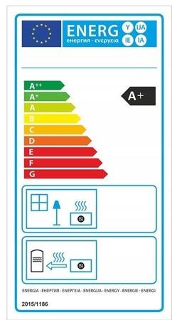 Piec wolnostojący 13-15kW (kolor: brązowy) - spełnia anty-smogowy EkoProjekt 99672856