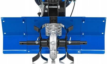 RAFER GLEBOGRYZARKA SPALINOWA Z NAPĘDEM KULTYWATOR 5KM (zakres głębokości pracy: 80 - 150 - 200 mm, akres szerokości pracy: 225 - 420 - 600 mm) 21978065
