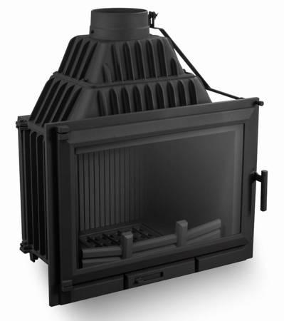 TOPSTOVE Wkład kominkowy 16kW (szyba prosta) - spełnia anty-smogowy EkoProjekt 58477276